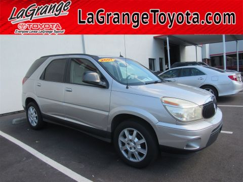 Pre-Owned 2007 Buick Rendezvous FWD 4dr CX *Ltd Avail*