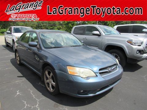 Pre-Owned 2006 Subaru Legacy Sedan Outback 2.5i Ltd Auto
