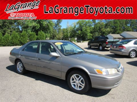 Pre-Owned 2001 Toyota Camry 4dr Sdn LE Auto