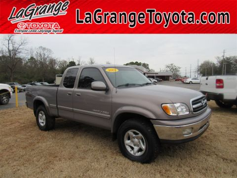 Pre-Owned 2002 Toyota Tundra Access Cab V8 Auto Ltd
