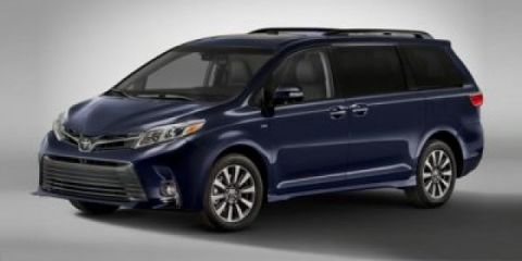 New 2019 Toyota Sienna LE FWD 8-Passenger