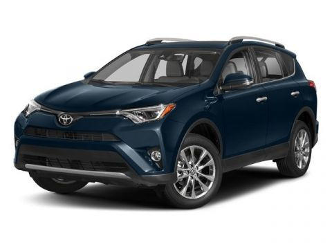 New 2018 Toyota RAV4 Limited FWD