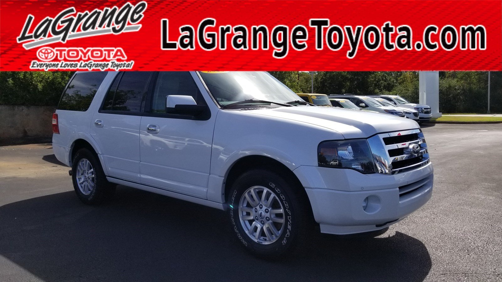 Pre-Owned 2013 Ford Expedition 2WD 4dr Limited