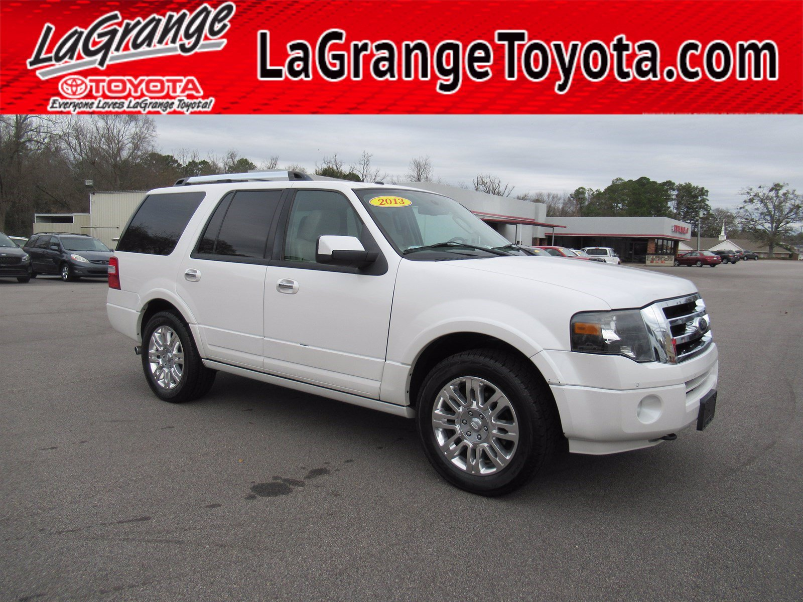 Pre-Owned 2013 Ford Expedition 4WD 4dr Limited