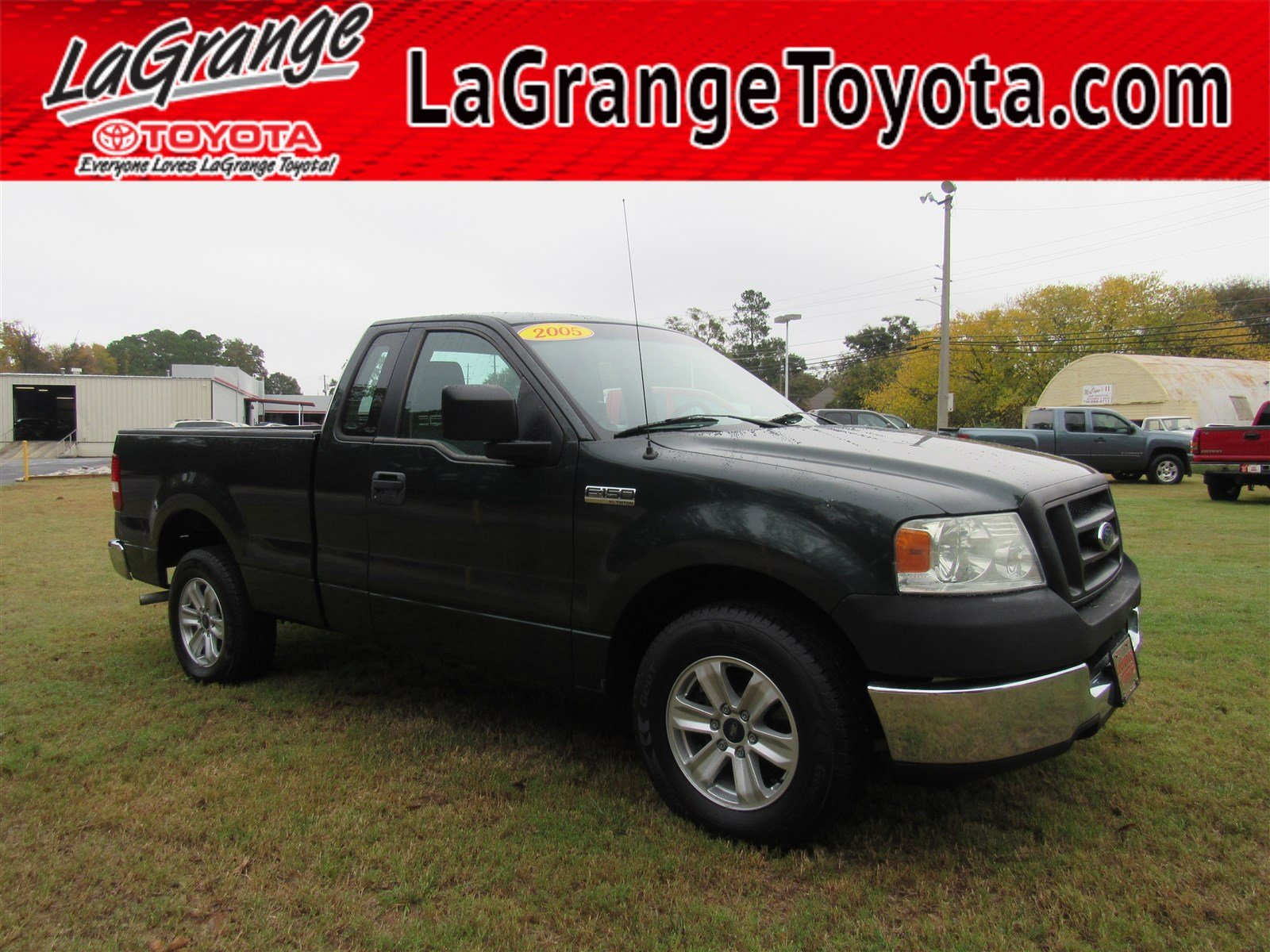 Pre Owned 2005 Ford F 150 Reg Cab 126 Xl
