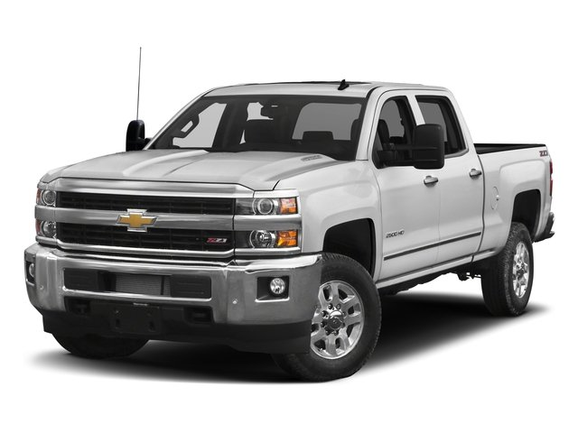 Pre-Owned 2018 Chevrolet Silverado 2500HD 4WD Crew Cab 153.7 High Country
