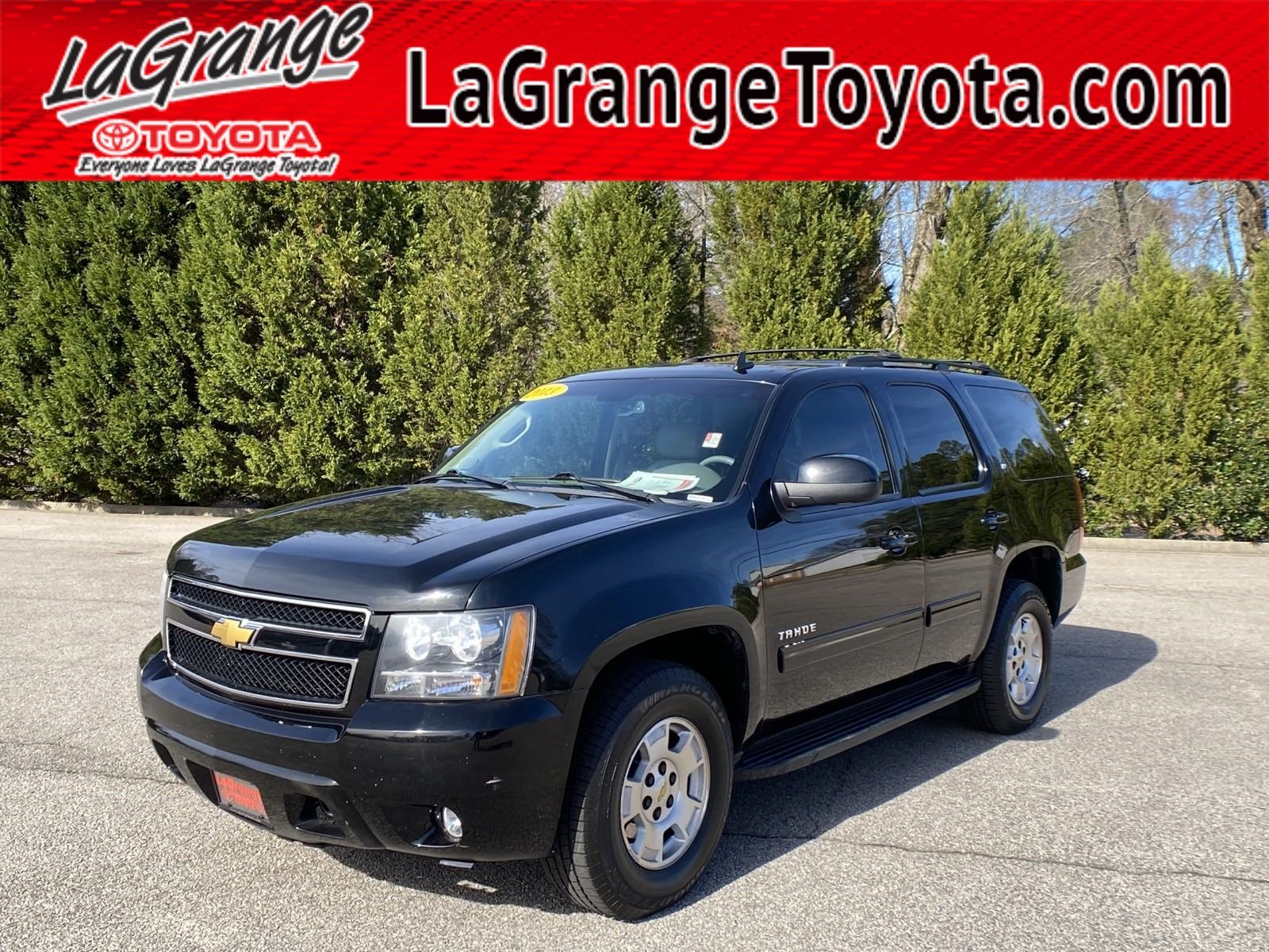 Pre-Owned 2013 Chevrolet Tahoe 2WD 4dr 1500 LT