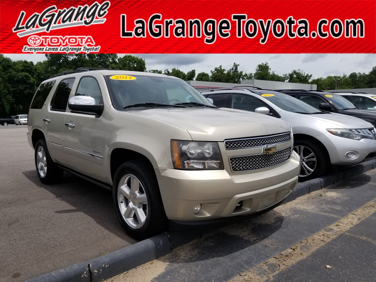 Pre-Owned 2011 Chevrolet Tahoe 4WD 4dr 1500 LTZ