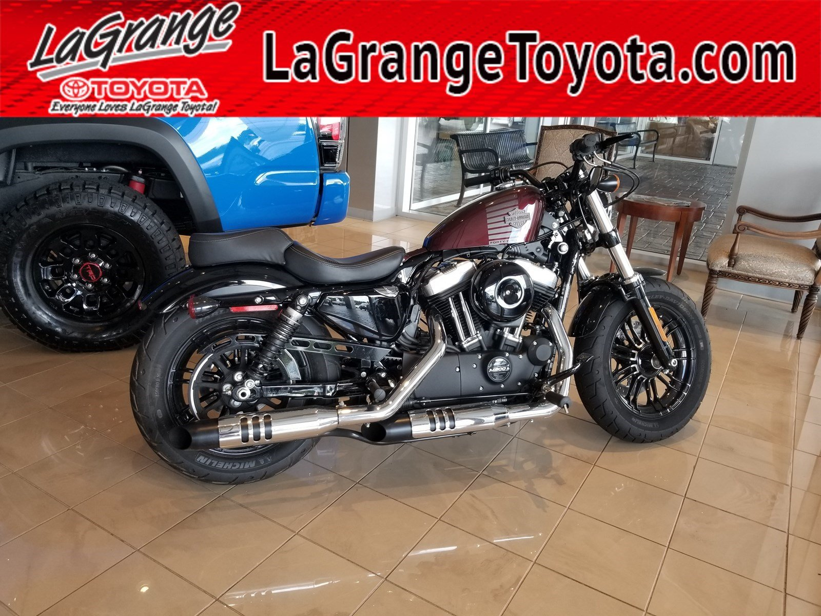 Pre-Owned 2018 Harley Davidson XL Forty-Eight