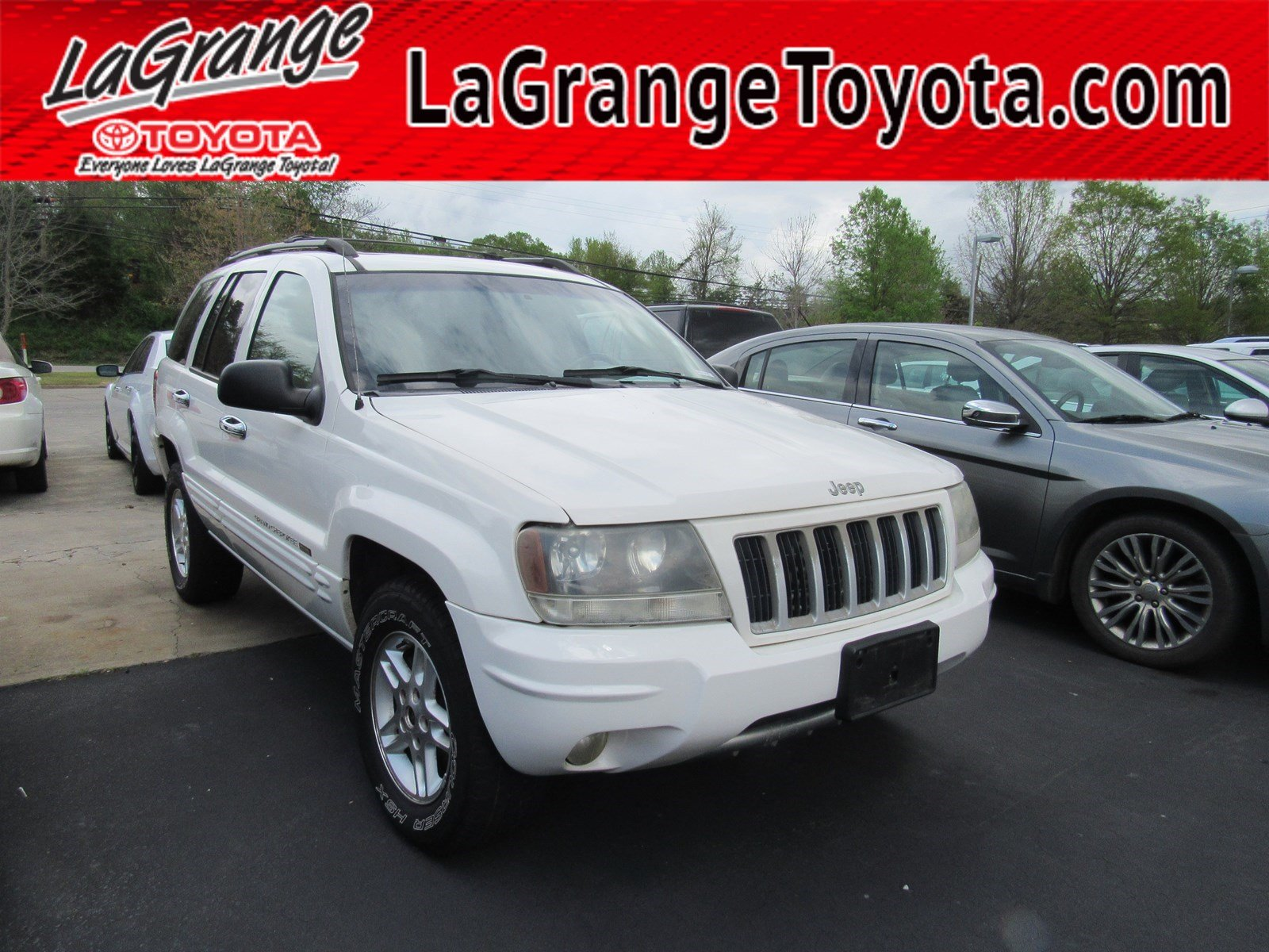 Pre-Owned 2004 Jeep Grand Cherokee 4dr Laredo