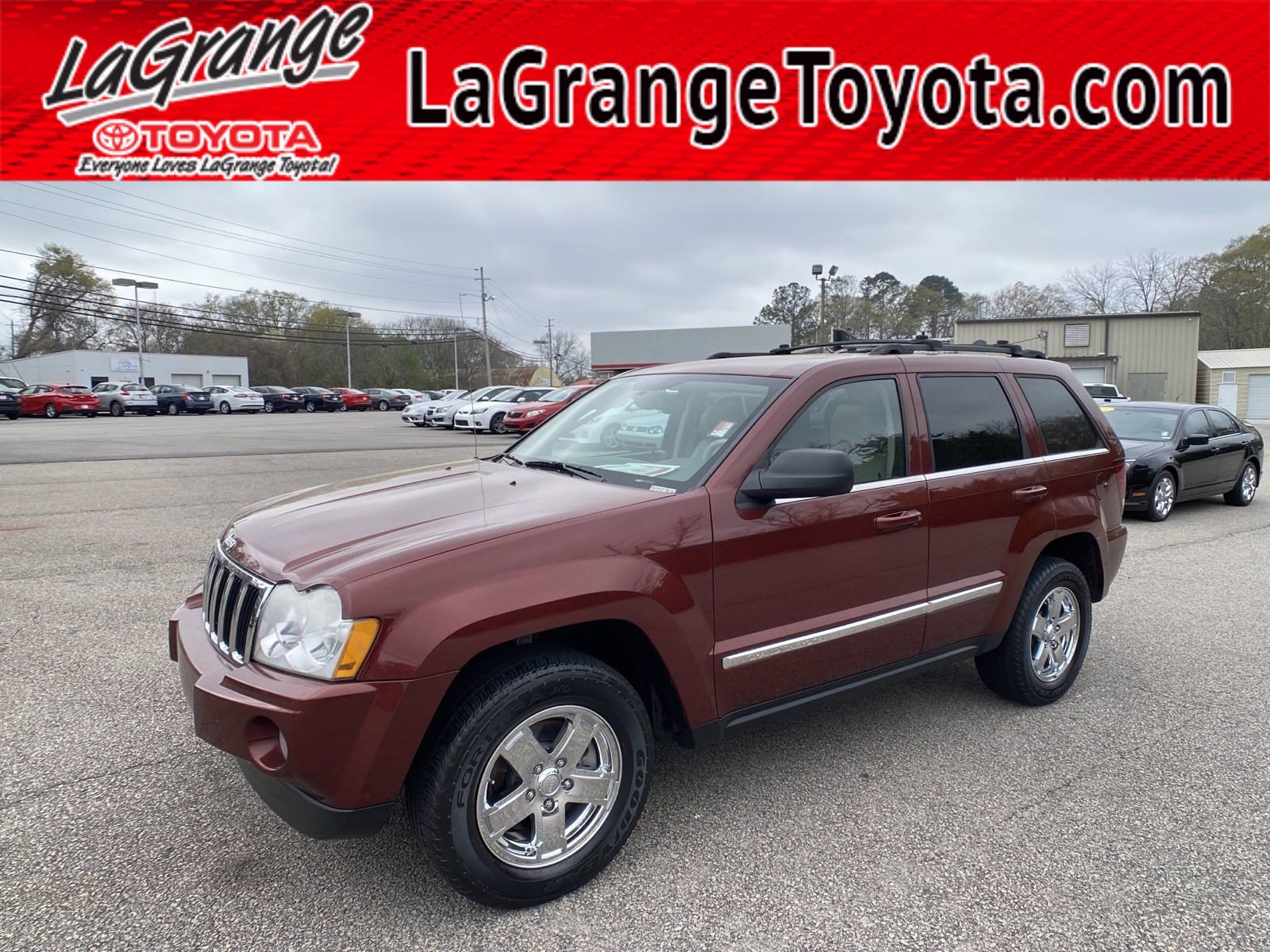 Used Jeep Grand Cherokee La Grange Ga