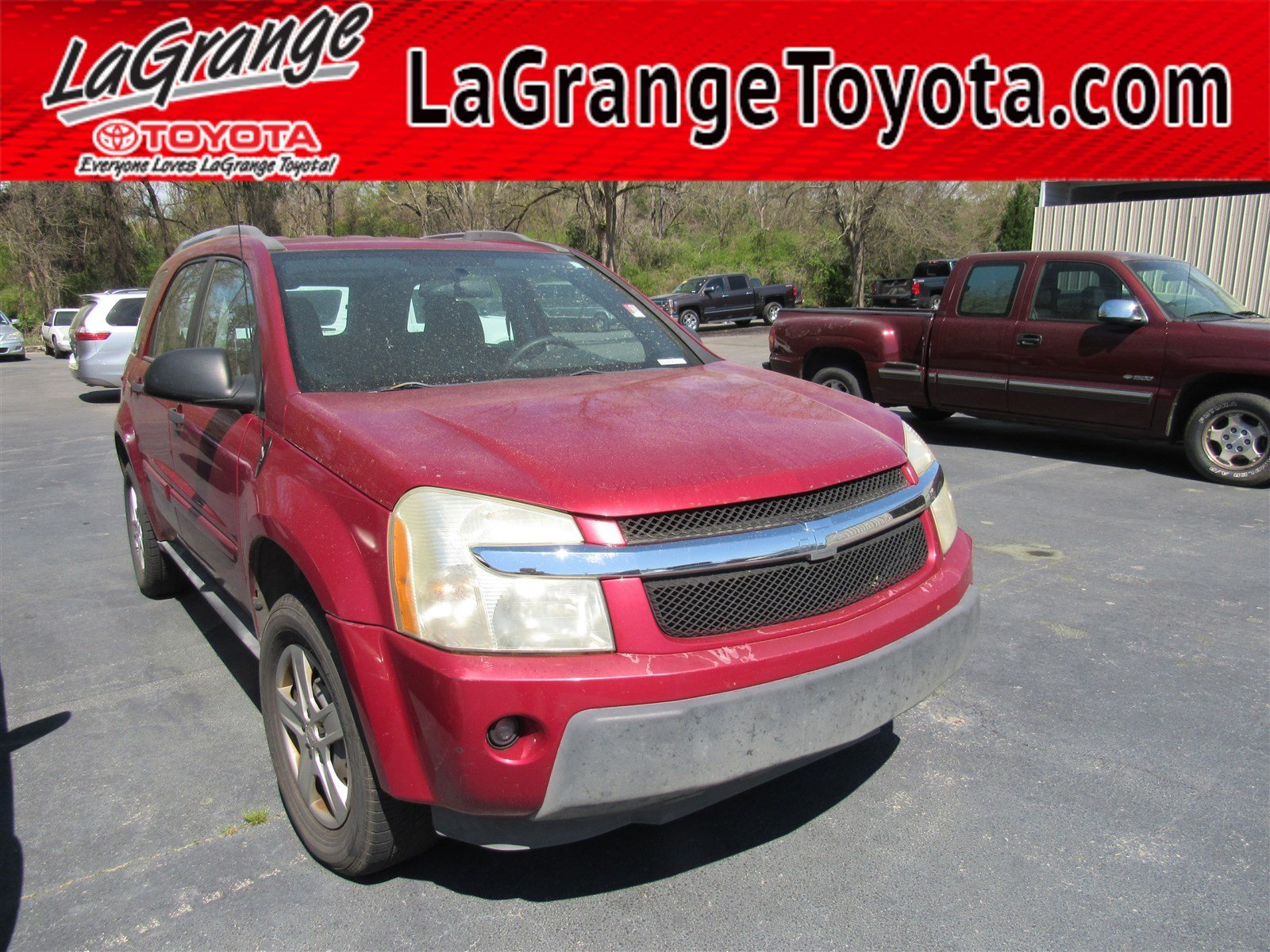 Pre-Owned 2005 Chevrolet Equinox 4dr 2WD LS