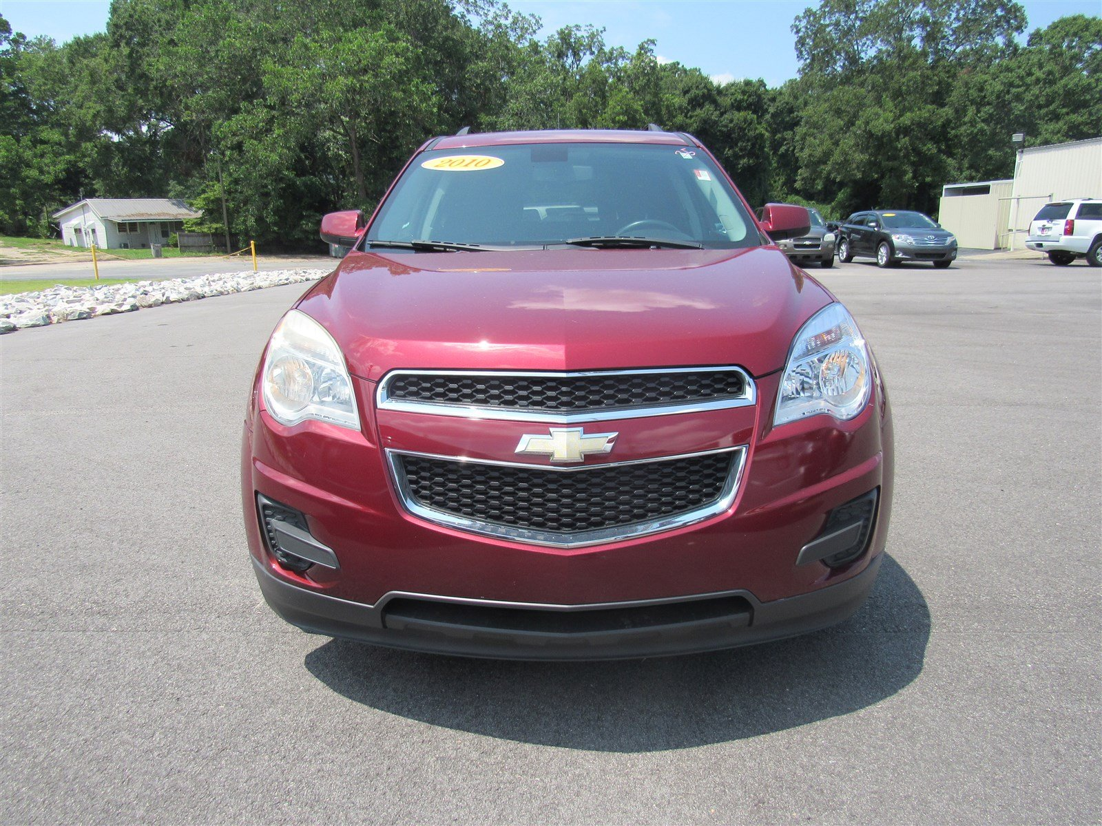 Pre Owned 2010 Chevrolet Equinox AWD 4dr LT W/1LT