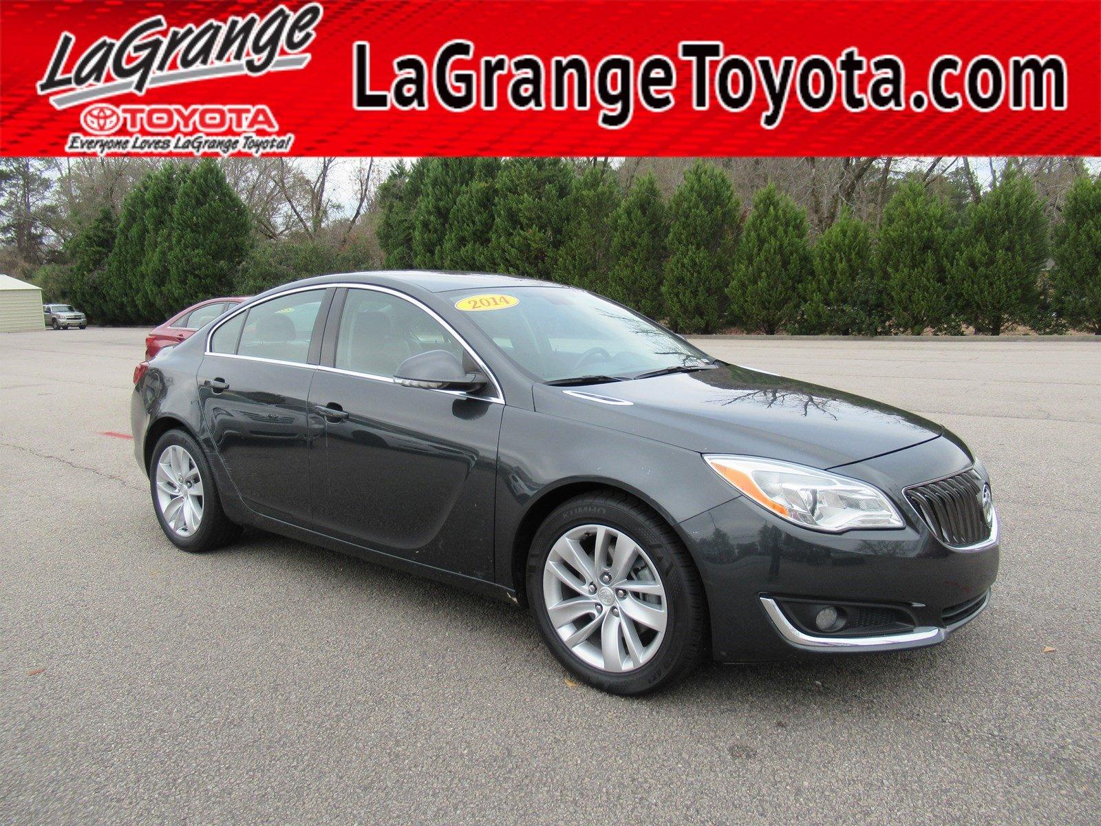 Pre-Owned 2014 Buick Regal 4dr Sdn Turbo FWD