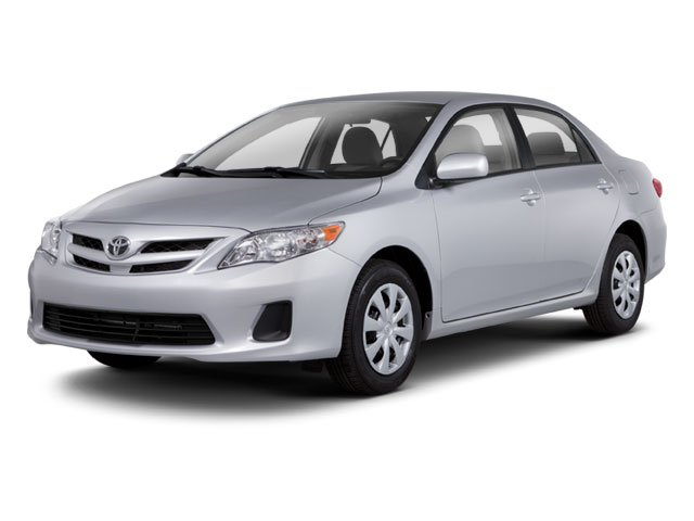 Pre-Owned 2012 Toyota Corolla 4dr Sdn Man L