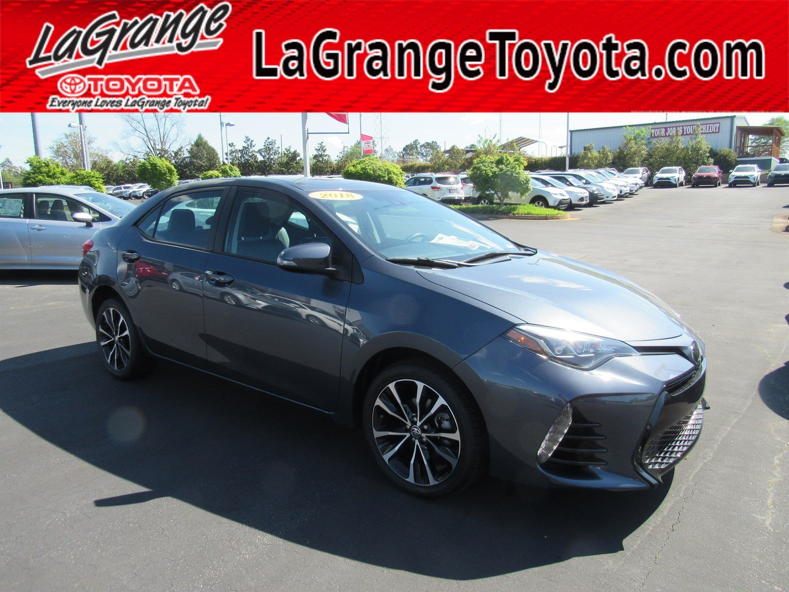 Pre-Owned 2018 Toyota Corolla L CVT