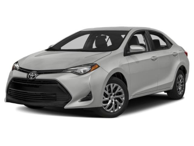 New 2019 Toyota Corolla Se Cvt Sedan In Lagrange N1083 Lagrange