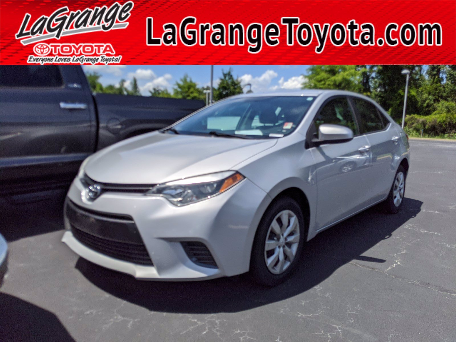Pre-Owned 2016 Toyota Corolla 4dr Sdn CVT LE (Natl)