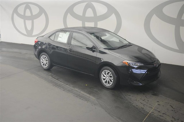 New 2019 Toyota Corolla Le Cvt Sedan In Lagrange N1087 Lagrange