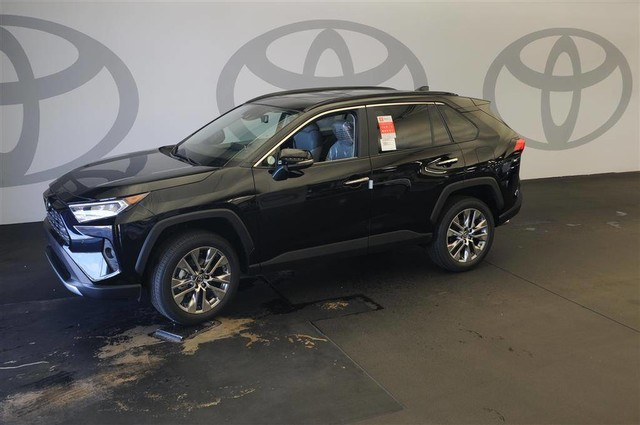 New 2019 Toyota RAV4 Limited FWD Front Wheel Drive SUV