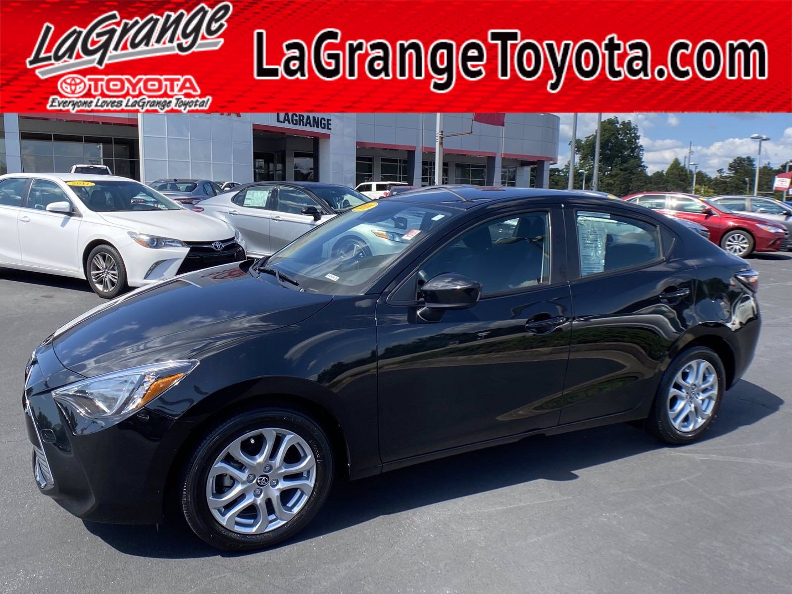 Pre-Owned 2018 Toyota Yaris iA Manual (Natl)