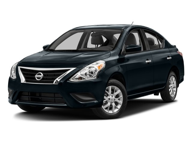 Pre-Owned 2017 Nissan Versa Sedan S Plus CVT