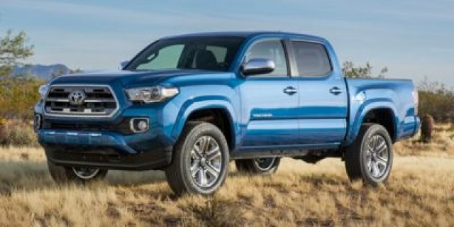 New 2019 Toyota Tacoma 2wd Sr5 Double Cab 5 Bed V6 At Pickup Truck