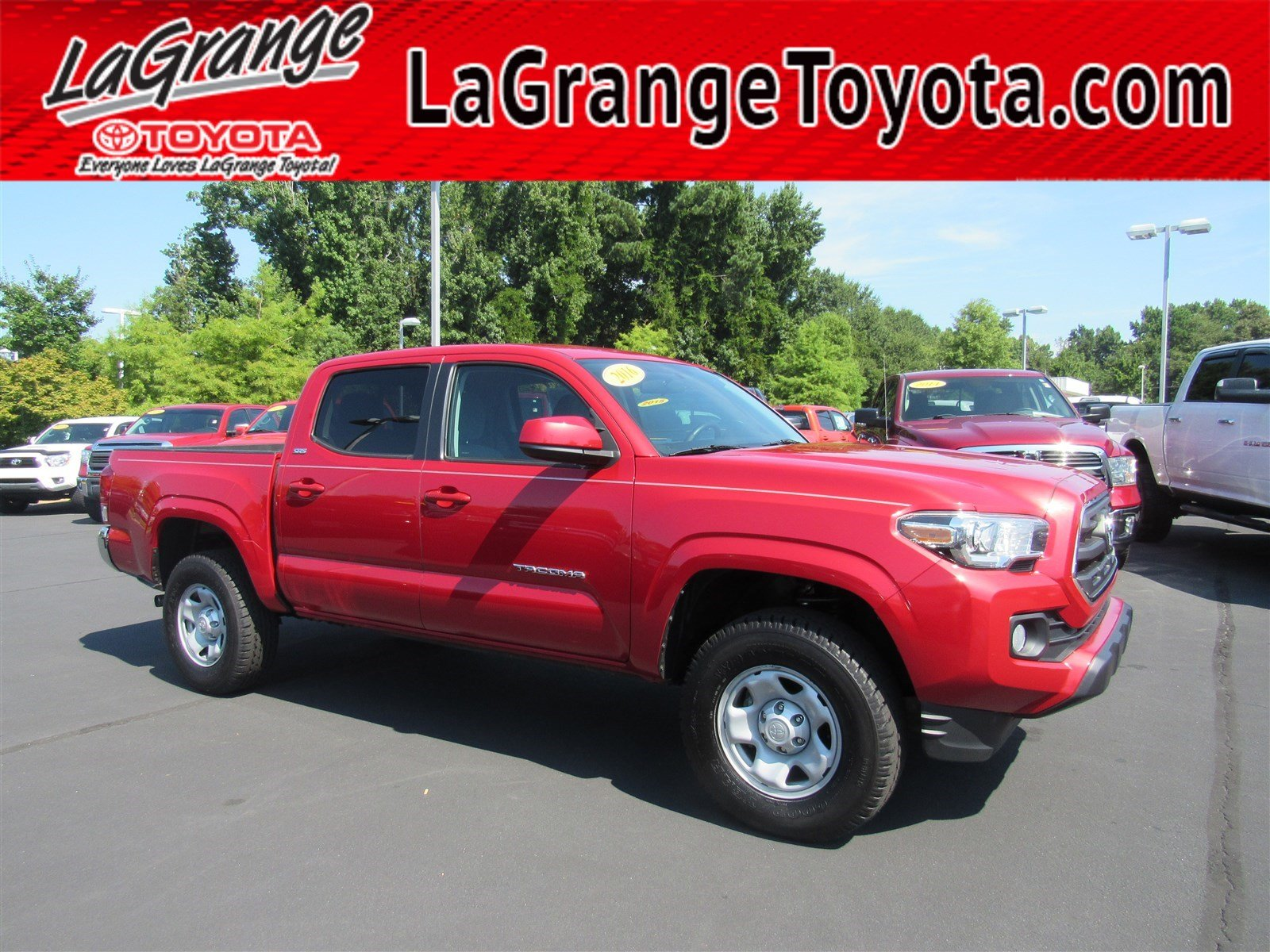 Pre Owned 2016 Toyota Tacoma 2wd Double Cab V6 At Sr5 Short Bed In Long Fuel Hostage Wheels