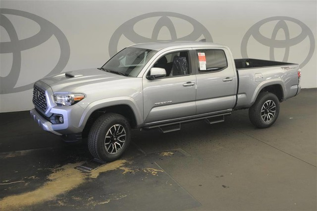 New 2020 Toyota Tacoma 2WD TRD Sport Double Cab 6' Bed V6 AT (Natl)