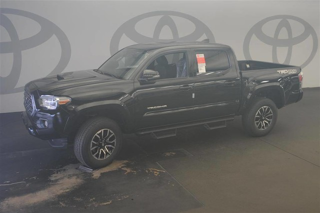 New 2020 Toyota Tacoma 4WD TRD Sport Double Cab 5' Bed V6 AT