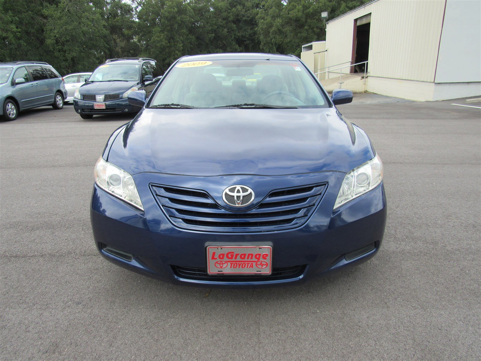 Pre Owned 2009 Toyota Camry 4dr Sdn I4 Auto Le Sedan In Lagrange Fuel Filter Location On
