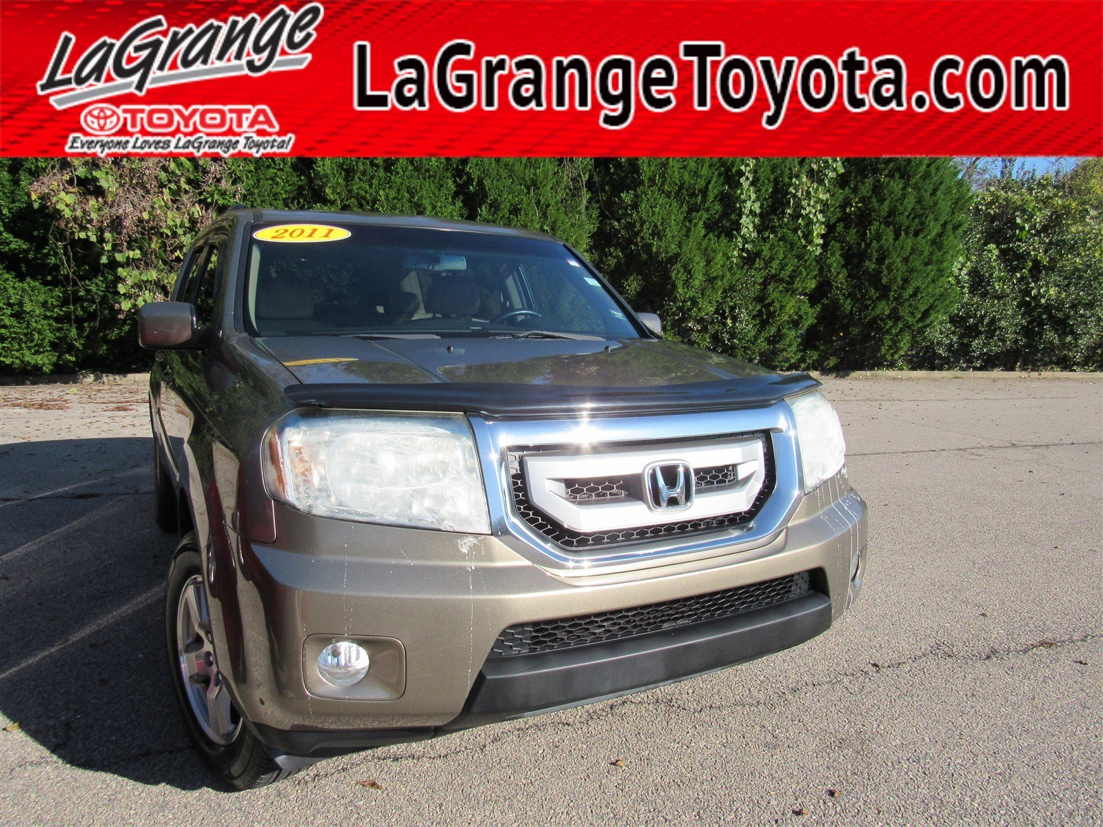 Pre Owned 2011 Honda Pilot 2wd 4dr Ex L Suv In Lagrange N4009b Fog Light Wiring Harness