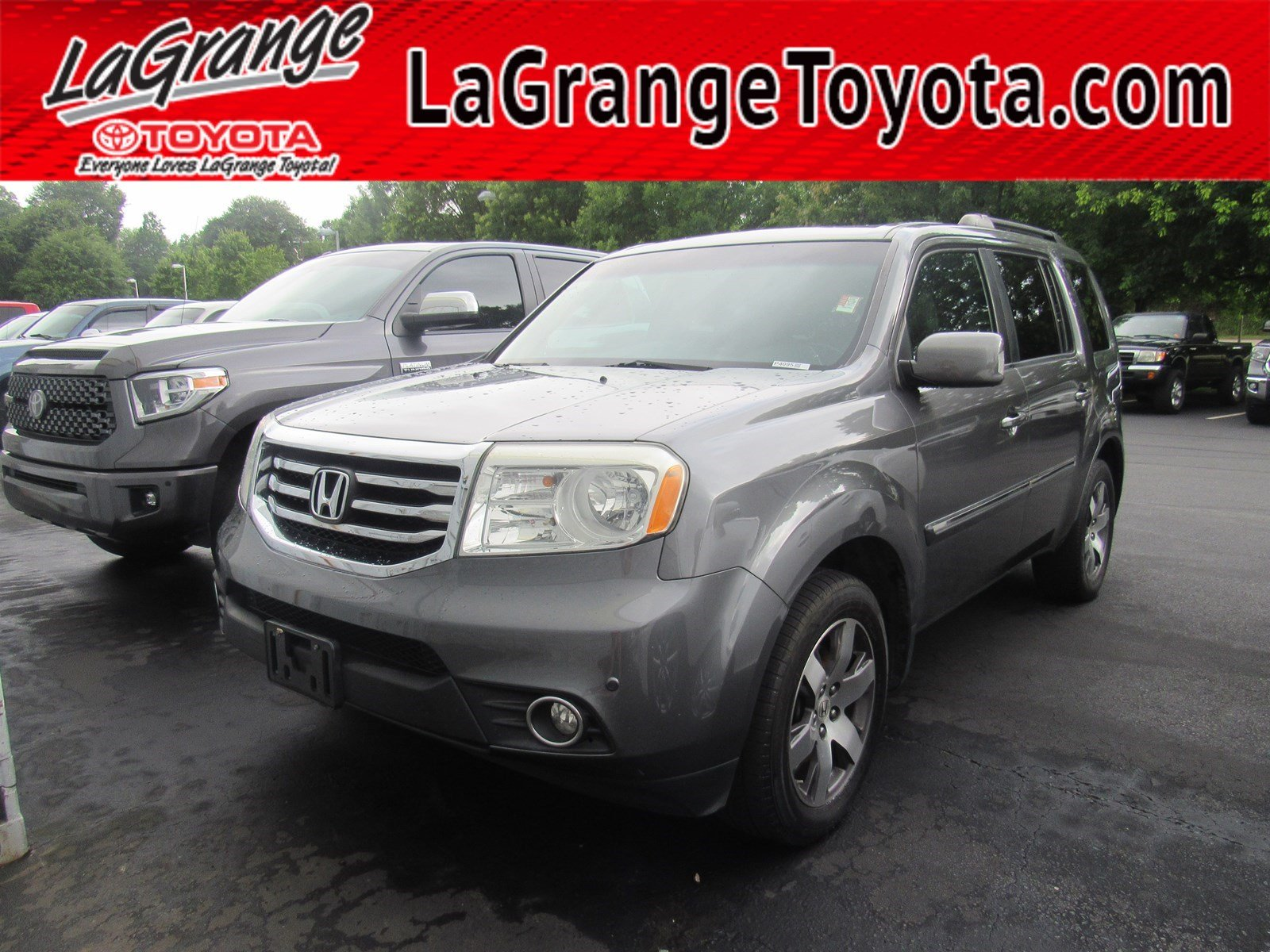 Pre-Owned 2012 Honda Pilot 2WD 4dr Touring w/RES & Navi