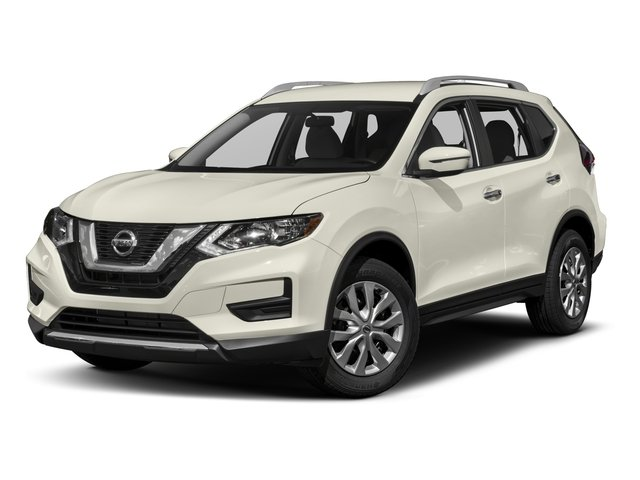 Pre-Owned 2017 Nissan Rogue 2017.5 FWD SV
