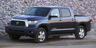 Pre-Owned 2007 Toyota Tundra 4WD CrewMax 145.7 5.7L SR5