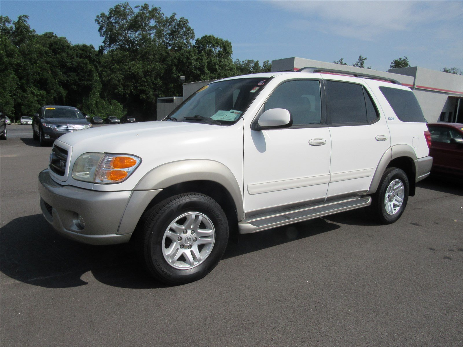 pre owned 2004 toyota sequoia 4dr sr5 4wd suv in lagrange m9553b Custom Toyota Sequoia Platinum 2017 pre owned 2004 toyota sequoia 4dr sr5 4wd