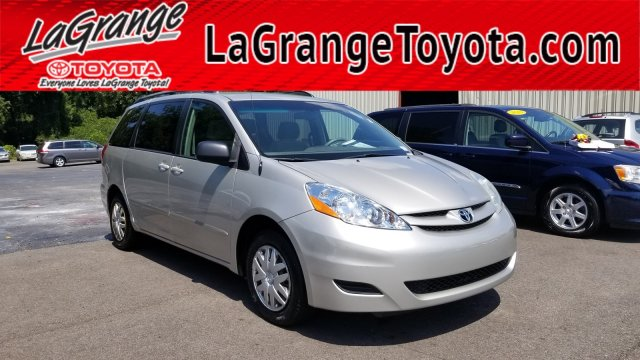Pre-Owned 2007 Toyota Sienna 5dr 7-Passenger Van LE FWD