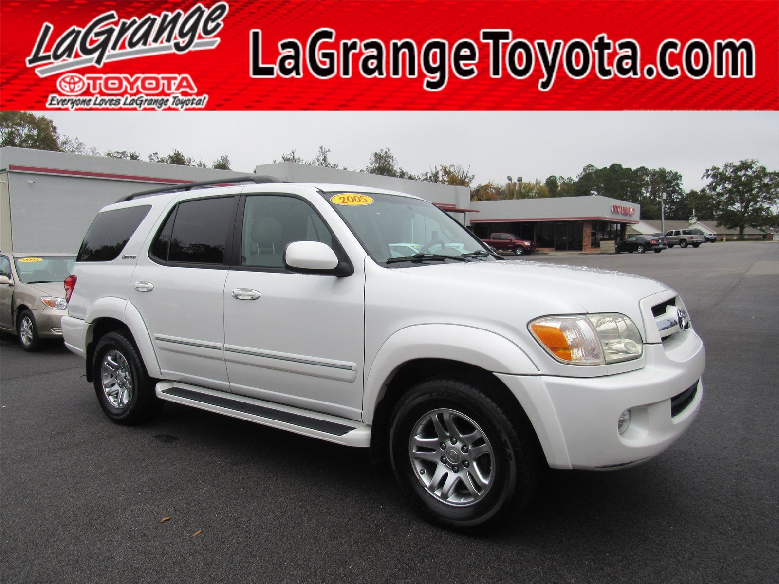 Pre-Owned 2005 Toyota Sequoia 4dr Limited