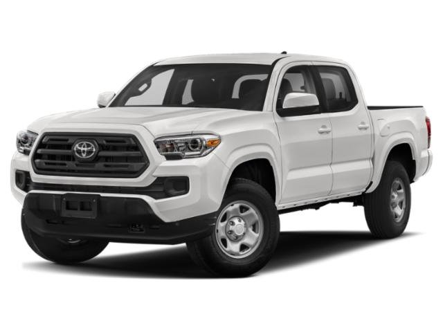 Pre-Owned 2019 Toyota Tacoma 2WD SR5 Double Cab 5' Bed I4 AT