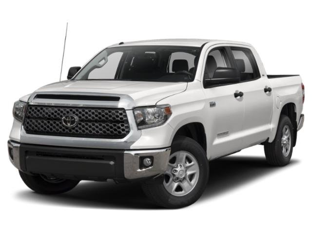 Pre-Owned 2018 Toyota Tundra 4WD SR5 CrewMax 5.5' Bed 5.7L FFV