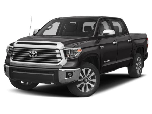 Pre-Owned 2020 Toyota Tundra 2WD Limited CrewMax 5.5' Bed 5.7L (Natl)