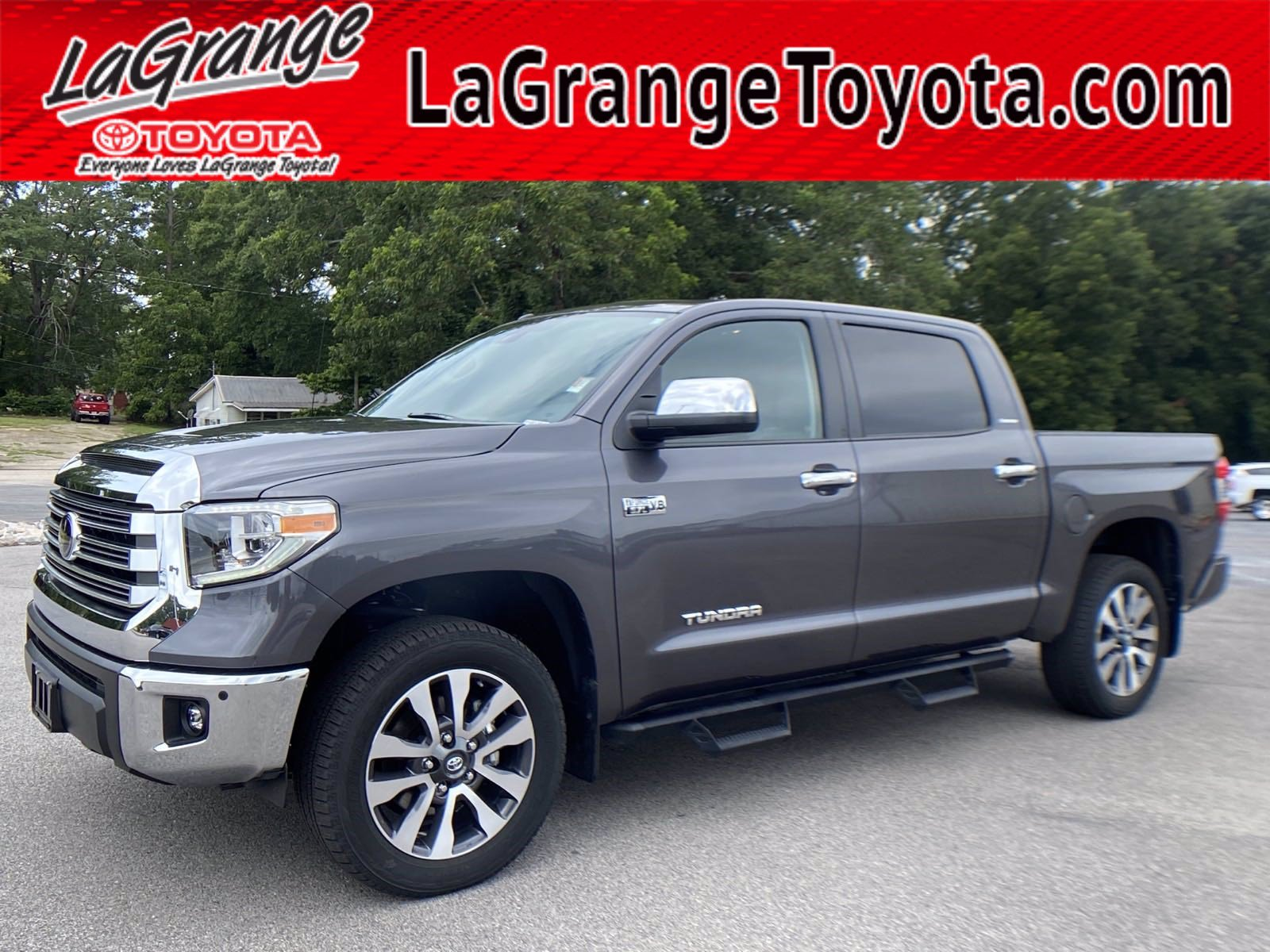 Pre-Owned 2018 Toyota Tundra 4WD Limited CrewMax 5.5' Bed 5.7L FFV (Natl)