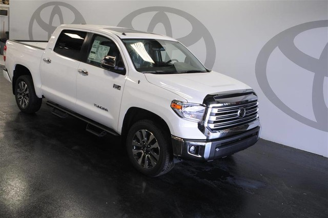 New 2019 Toyota Tundra 4wd Limited Crewmax 5 Bed