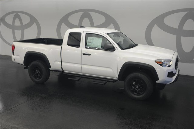 New 2019 Toyota Tacoma 2WD SR Access Cab 6' Bed V6 AT Pickup Truck