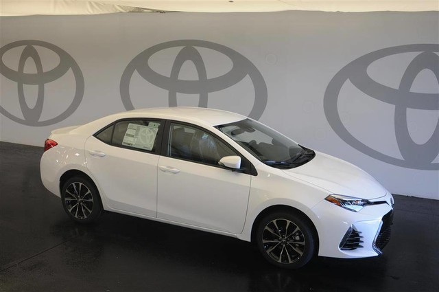 New 2019 Toyota Corolla Se Cvt Sedan In Lagrange N1040 Lagrange
