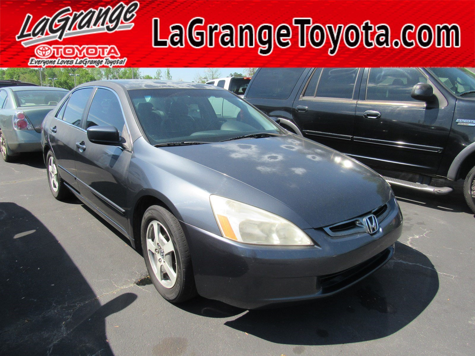 Pre Owned 2005 Honda Accord Hybrid Ima At