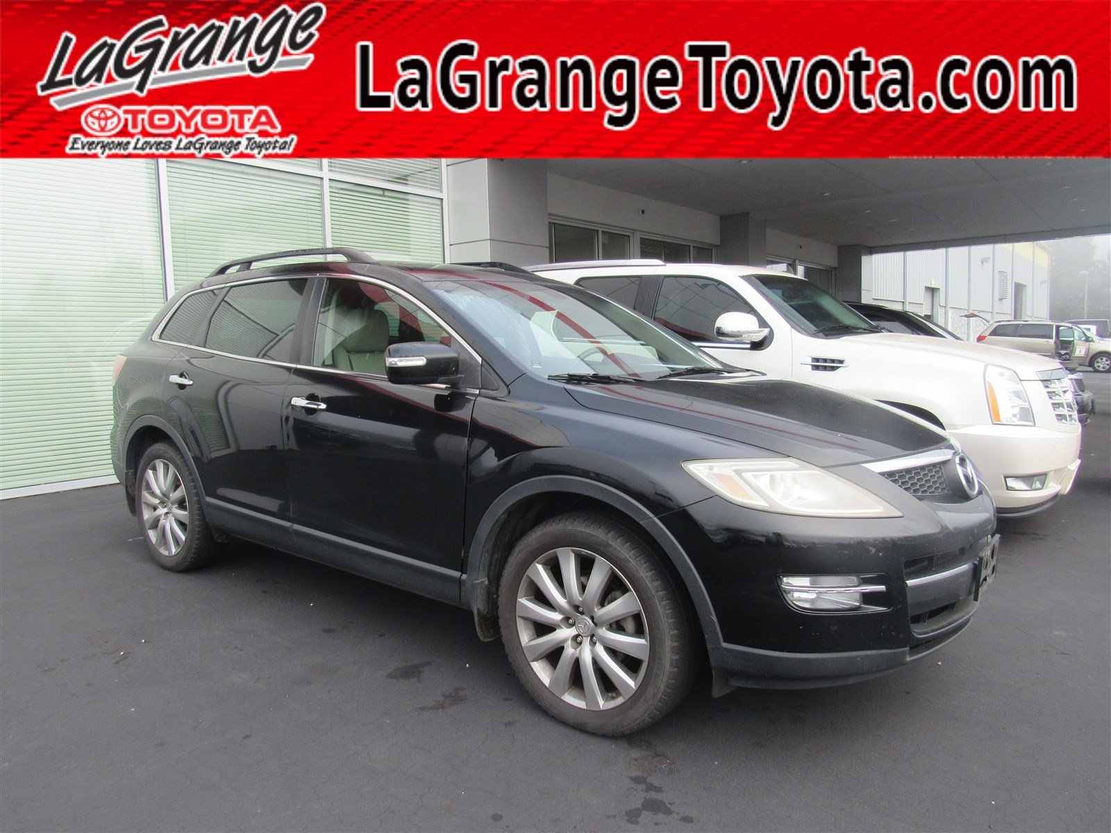 Pre Owned 2008 Mazda CX 9 FWD 4dr Grand Touring