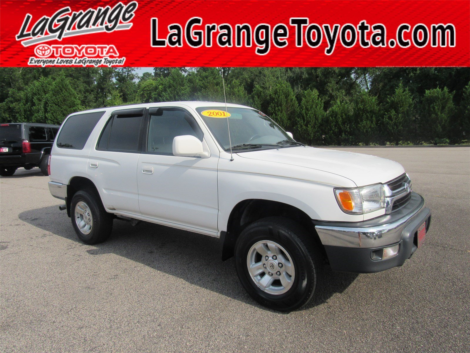 Marvelous Pre Owned 2001 Toyota 4Runner 4dr SR5 3.4L Auto