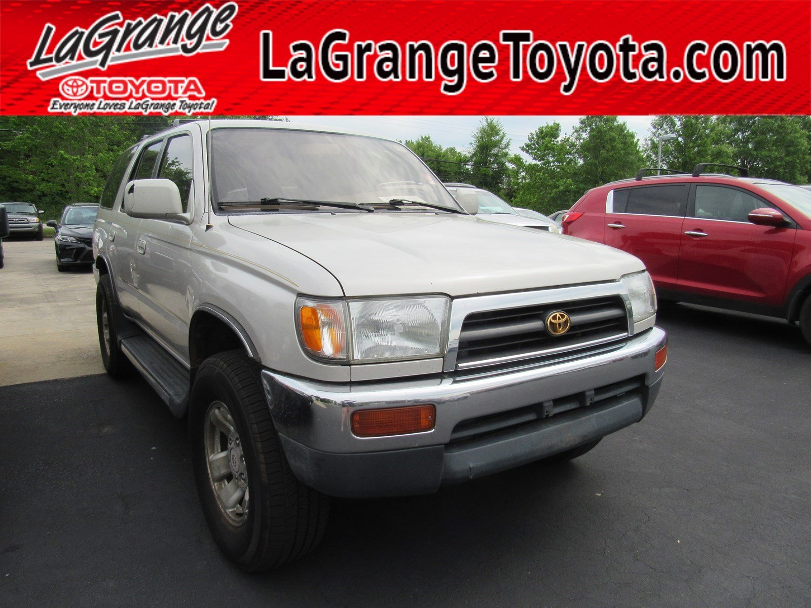Pre-Owned 1997 Toyota 4Runner 4dr SR5 3.4L Auto 4WD