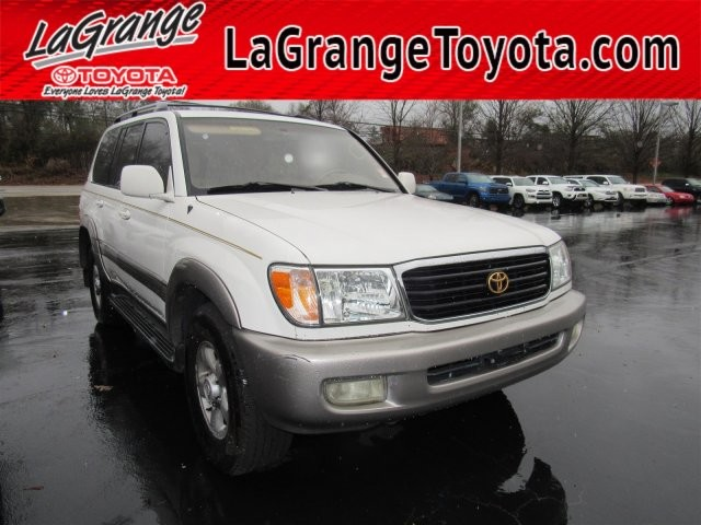 Pre-Owned 1999 Toyota Land Cruiser 4dr 4WD